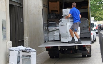 Jake's commercial moving services